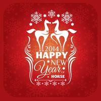 Celebrate the Lunar New Year of the Horse on 2/12/14...