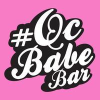 #QCBabebar
