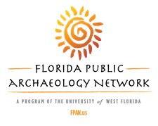 Florida Public Archaeology Network - Central Region logo