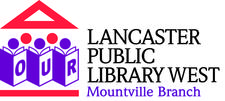 Lancaster Public Library West-Mountville Branch logo