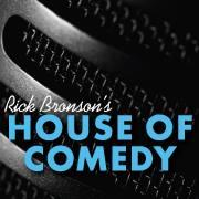 Rick Bronson's House of Comedy AZ logo