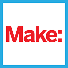 Make: Magazine and Maker Media logo