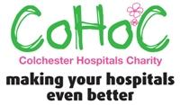 Colchester Hospitals Charity logo