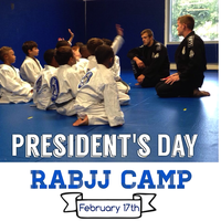 RABJJ President's Day Jiu Jitsu Camp - Newtown