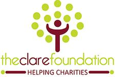 The Clare Foundation  logo