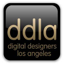 DDLA - Digital Designers Los Angeles logo