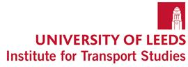 Future of Transport Policy: Greg Marsden's Inaugural...