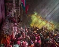 The Colours of Holi