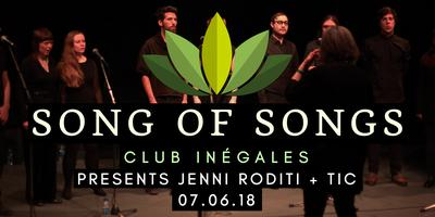 Club Inégales presents Jenni Roditi + TIC (The...