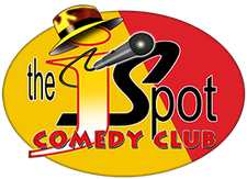 The J Spot Comedy Club  logo