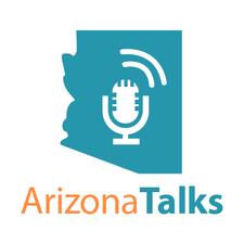 Arizona Talks logo