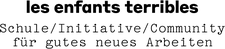 LES ENFANTS TERRIBLES - Schule/Initiative/Community für gutes neues Arbeiten logo