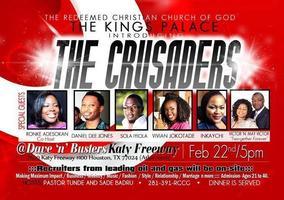 Introducing the Crusaders