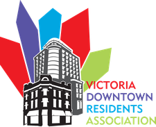 Victoria Downtown Residents Association logo