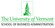 University of Vermont School of Business logo