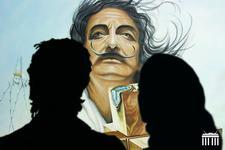 Dalí – Die Ausstellung am Potsdamer Platz logo