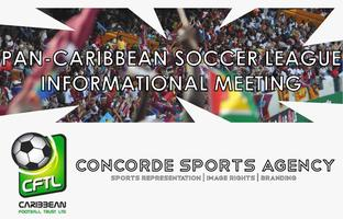 Pan-Caribbean Soccer League Informational Meeting