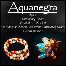 Aquanegra Bijoux by Silvia Cesarini logo