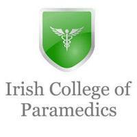 Irish College of Paramedics logo