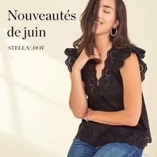 Emilie - Styliste indépendante Stella & Dot logo