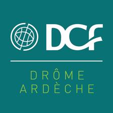 DCF Drôme Ardèche  logo