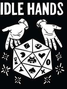 Idle Hands Bar logo