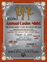 Womens Council of Realtors/ Special Olympics Casino...