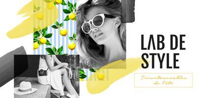 Lab de style : Les incontournables d'été