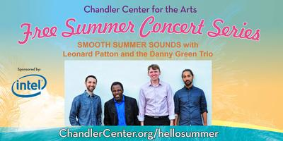 Free Summer Concert Series - SMOOTH SUMMER SOUNDS
