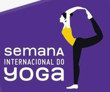 Semana Internacional do Yoga 2018 logo