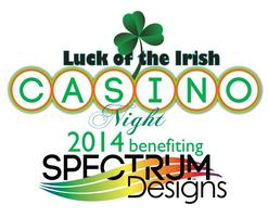 "Spectrum Designs' ""Luck of the Irish St. Patrick's Day..."
