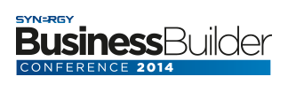 Business Builder Conference 2014