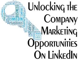 Unlocking the Company Marketing Opportunities on...