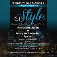 Sip-N-Style Day Party