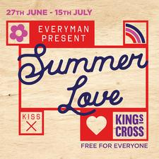 EVERYMAN present Summer Love logo
