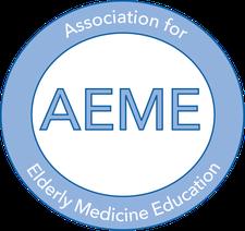 Association for Elderly Medicine Education  logo