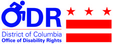 DC Office of Disability Rights logo