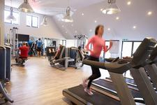 The Gym at The Swan at Streatley logo