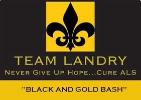Team Landry Black and Gold Bash
