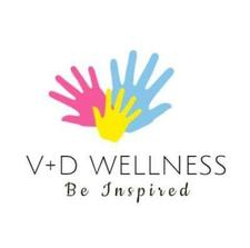 V+D Wellness logo