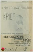 Krief (of The Dears) live at Streaming Cafe