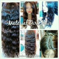 Work Shop with TT - Units/Wigs - Material Girl Hair