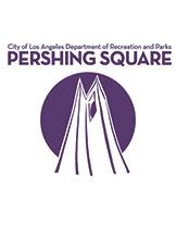 City of Los Angeles Department of Recreation and Parks, Pershing Square logo