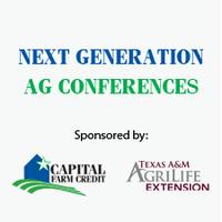 Next Generation Ag Conference- Wichita Falls