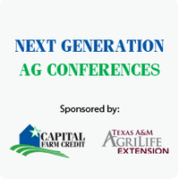 Next Generation Ag Conference- Lubbock
