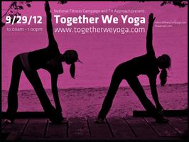 Together We Yoga @ The Fitness Court