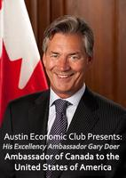 Luncheon w/ Gary Doer Ambassador of Canada to USA...