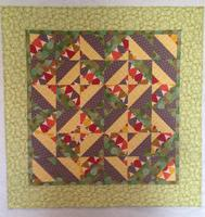strip tease quilting series