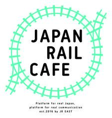 JAPAN RAIL CAFE logo