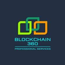Blockchain360 logo
